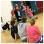 Using drama to teach